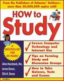 How to Study, Mundsack, Allan and Deese, Ellin K., 0071406077