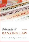 Principles of Banking Law, Cranston, Ross, 0199276080