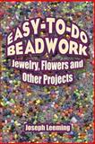 Easy-to-Do Beadwork, Joseph Leeming, 0486446085