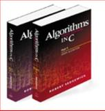 Algorithms in C Pts. 1-5 : Fundamentals. Data Structures, Sorting, Searching and Graph Algorithms, Sedgewick, Robert, 0201756080