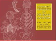 Attorney's Reference on Human Anatomy, Melloni, June L. and Dox, Ida G., 0521696089