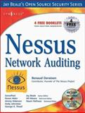 Nessus Network Auditing, Beale, Jay and Meer, Haroon, 1931836086