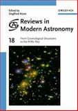 Reviews in Modern Astronomy, from Cosmological Structures to the Milky Way, , 3527406085