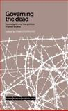 Governing the Dead : Sovereignty and the Politics of Dead Bodies, , 0719096081