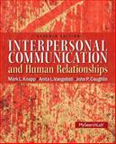 Interpersonal Communication and Human Relationships, Knapp, Mark L. and Vangelisti, Anita L., 0205006086