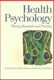 Health Psychology : Theory, Research and Practice, Marks, David F. and Murray, Michael, 0803976089