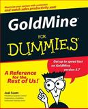 GoldMine for Dummies, Joel Scott, 0764506080