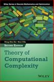 Theory of Computational Complexity, Second Edition, Du, 1118306082