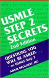 USMLE Step 2 Secrets, Brochert, Adam, 156053608X