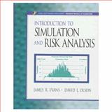 Introduction to Simulation and Risk Analysis, Evans, James R. and Olson, David L., 0136216080