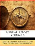 Annual Report, John H. Delaney, 1147086087
