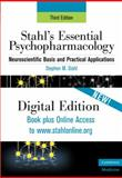 Stahl's Essential Psychopharmacology : Neuroscientific Basis and Practical Applications, Stahl, Stephen M., 0521746094