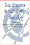 New Directions in Psychological Anthropology, , 052142609X