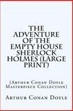 The Adventure of the Empty House Sherlock Holmes (Large Print), Arthur Conan Doyle, 1500296090