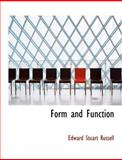 Form and Function, Russell, Edward Stuart, 0559106092