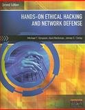 Hands-On Ethical Hacking and Network Defense, Simpson, Michael T. and Backman, Kent, 1435486099