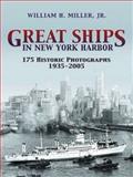 Great Ships in New York Harbor, William H. Miller, 0486446093