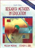 Research Methods in Education : An Introduction, Wiersma, William and Jurs, Stephen G., 0205406092