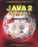 Computing Concepts with Java 2 Essentials, Horstmann, Cay S., 0471346098
