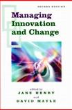 Managing Innovation and Change, , 0761966099