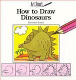 How to Draw Dinosaurs, Christine Smith, 0836816099