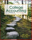 College Accounting, Wild, John J. and Richardson, Vernon, 0077346106