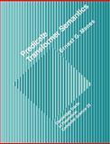 Predicate Transformer Semantics, Manes, Ernest G., 0521616107
