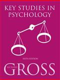 Key Studies in Psychology, Gross, Richard, 1444156101