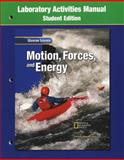 Motion, Forces, and Energy Laboratory Activities Manual, McGraw-Hill, 0078256100