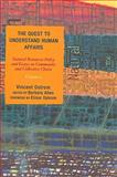 The Quest to Understand Human Affairs Vol. 1 : Natural Resources Policy and Essays on Community and Collective Choice, Ostrom, Vincent and Allen, Barbara, 0739126105