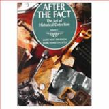 After the Fact Vol. 1 : The Art of Historical Detection, Davidson, James West and Lytle, Mark H., 0070156107