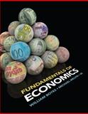 Fundamentals of Economics, Boyes, William and Melvin, Michael, 1133956106