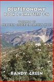 Deuteronomy Book I, Randy Green, 146270610X