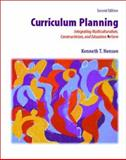 Curriculum Planning : Integrating Multiculturalism, Constructivism and Education Reform, Henson, Kenneth T., 0072346108