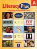 Literacy Plus A, Saslow, Joan M., 0130996106