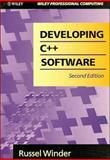 Developing C++ Software, Winder, Russell, 0471936103