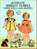 Authentic Shirley Temple Paper Dolls and Dresses, , 0486266109