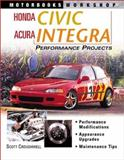 Honda Civic/Acura Integra Performance Projects, Croughwell, Scott, 0760316104