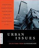 Urban Issues, CQ Researcher Staff, 0872896102