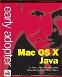 Early Adopter Mac OS X Java, James Hart and Eric Albert, 186100611X
