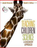 Teaching Children Science : A Discovery Approach (with MyEducationLab), Abruscato, Joseph A. and DeRosa, Don A., 0138006113