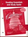 United States Government Reading Essentials and Study Guide Student Workbook 9780078606113