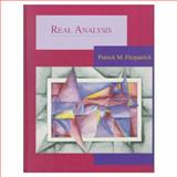 Real Analysis, Fitzpatrick, Patrick M., 0534926118