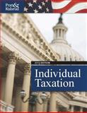 Individual Taxation 2013, Kulsrud, William N. and Pratt, James W., 1133496113