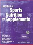 Essentials of Sports Nutrition and Supplements, , 1588296113