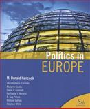 Politics in Europe, Hancock, M. Donald and Carman, Christopher J., 1604266112