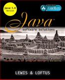 Java Software Solutions, Java 1. 4 Edition, Lewis, John and Loftus, William, 0321286111