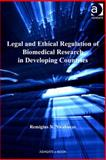 Legal and Ethical Regulation of Research Involving Human Subjects in Developing Countries of Africa, Nwabueze, Remigius N., 1409466116