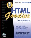 HTML Goodies, Joe Burns, 0789726114