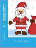 A Christmas Colouring Book for James, Lisa Jones, 149429611X